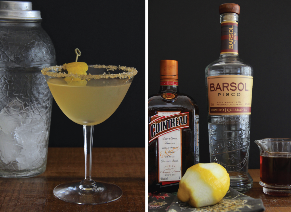 Pisco Sidecar // The Shared Sip