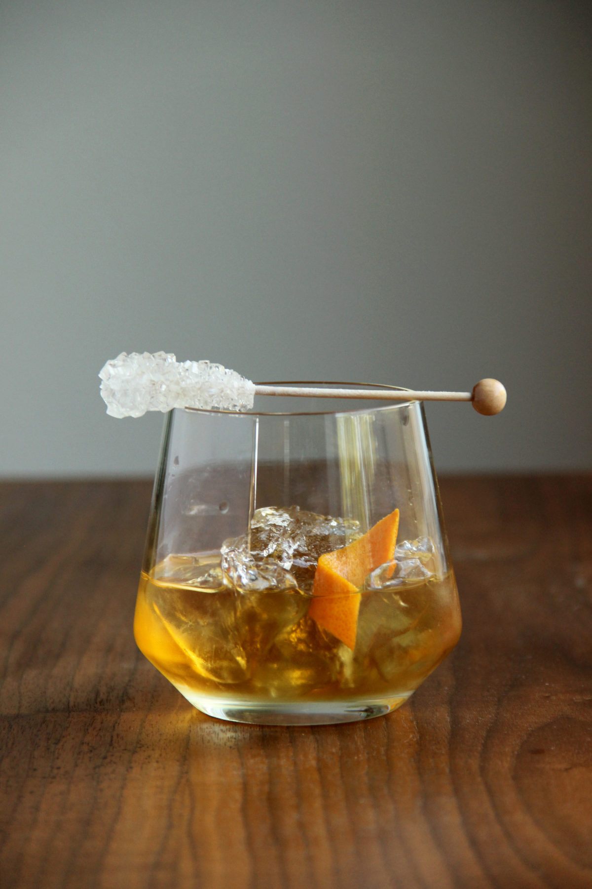 Brandy Old Fashioned // The Shared Sip